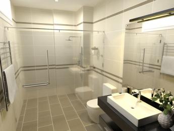 Nguyên tắc chọn gạch lát sàn phù hợp với từng phòng