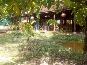 Bán nhà vườn, DT: 1252.3m2, có 1 căn nhà cấp 4 DTXD 102m2, đường Thạnh Lộc 57, Q12, giá 12 tỷ
