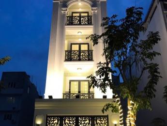Cho thuê nhà Nam Long mới 100%, 4 Lầu, Thang máy